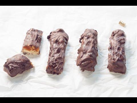 Snickers bar recipe homemade