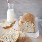 Volkoren speltbrood