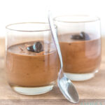 eenvoudig te bereiden chocolademousse