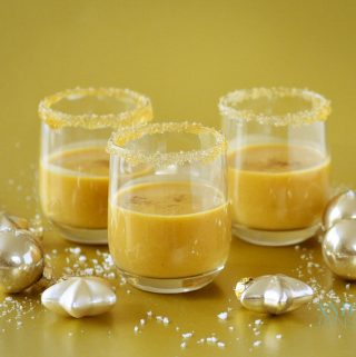 Hollandse spicy egg nog