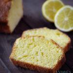 Olijfolie citroen cake