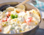 aardappel salade