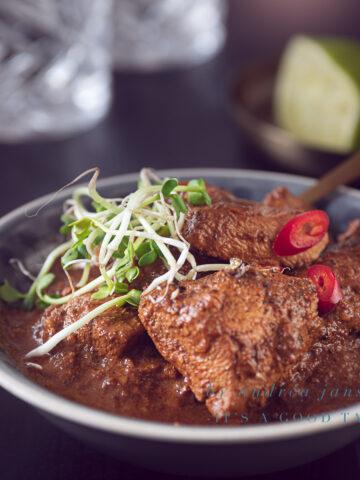 highlight easy chicken tikka masala
