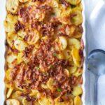 andijvie aardappel ovenschotel