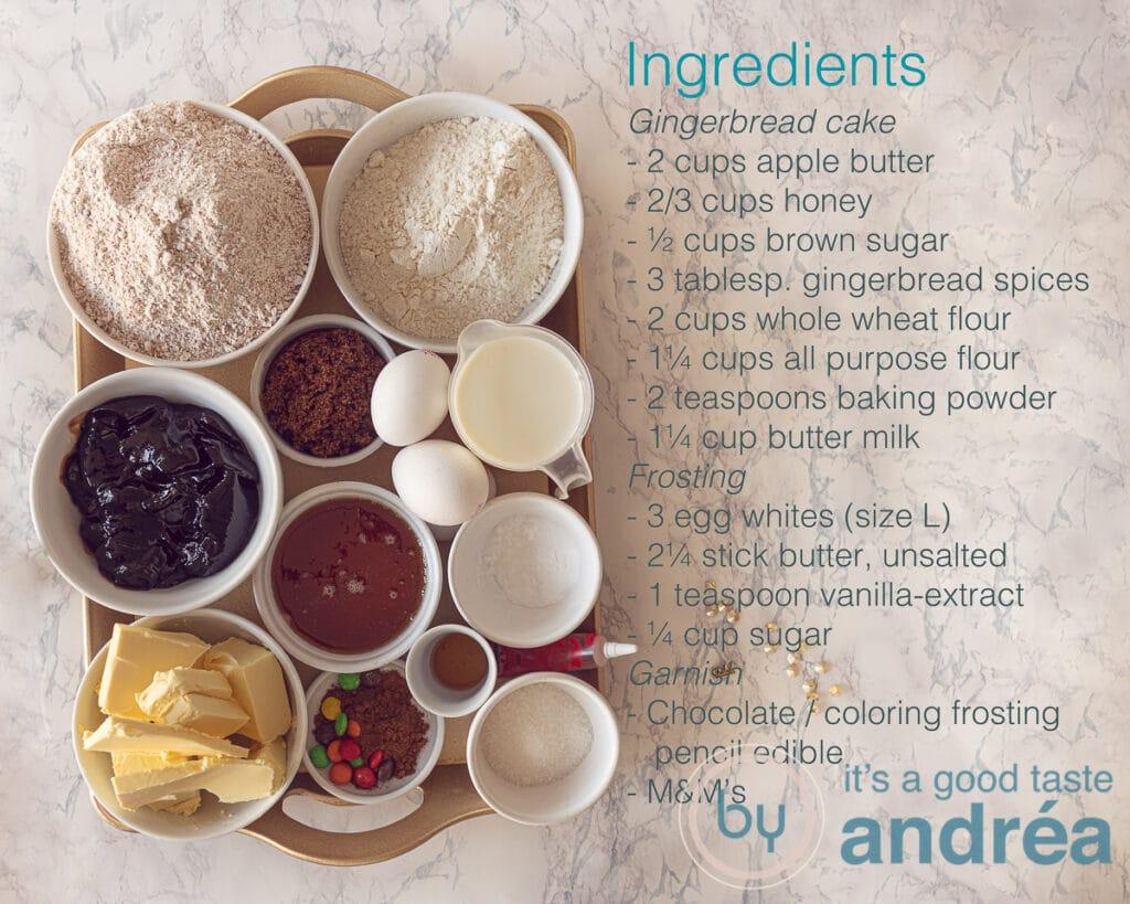 Ingredients Easy Halloween Spider Web Cake