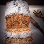 Wortelcake met pepernoten