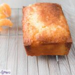 mandarijn cake - tangerine pound cake