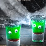 Pin Kids Halloween drink non alcoholic