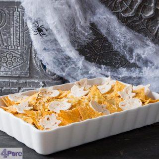 Mexicaanse kip nacho ovenschotel - Mexican chicken nacho casserole