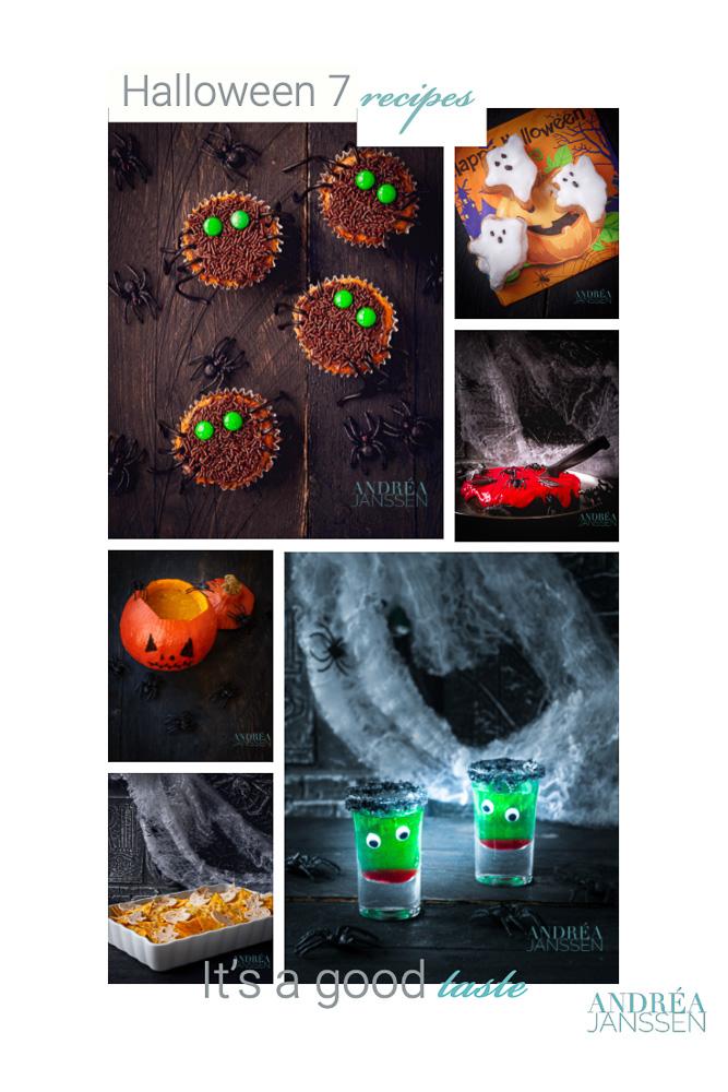 Wrap up 7 halloween recipe
