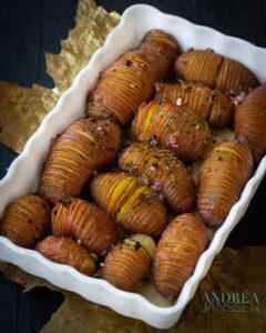 Lekkere aardappeltjes uit de oven