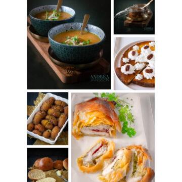 Wrap up Thanksgiving recepten en tijdsschema