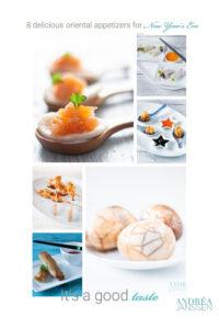 8 delicious oriental appetizers