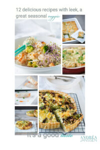 12 recipes with leek