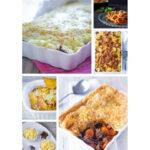9 heerlijke rundergehakt ovenschotels