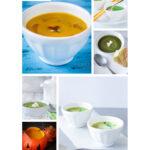 9 slanke soepjes met veel groente