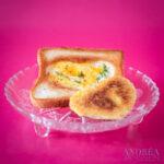 Brood ei voor Valentijn