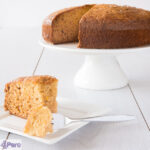 Sinaasappel cake met olijfolie - orange cake with olive oil