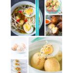 Wat kun je doen met overgebleven hardgekookte eieren