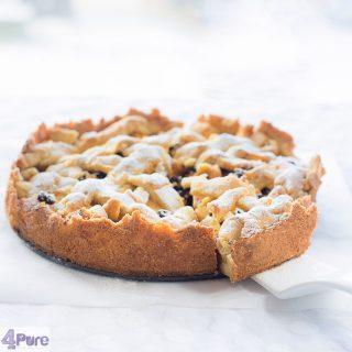 Echt Hollandse appeltaart bakken - Dutch apple pie