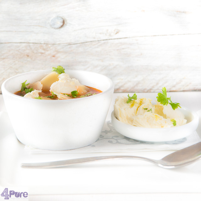 lasagne gezond in deze rijkgevulde soep - healthy lasagna soup filled with all good things