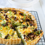 quiche met prei, geitenkaas en walnoten-2-bewerkt