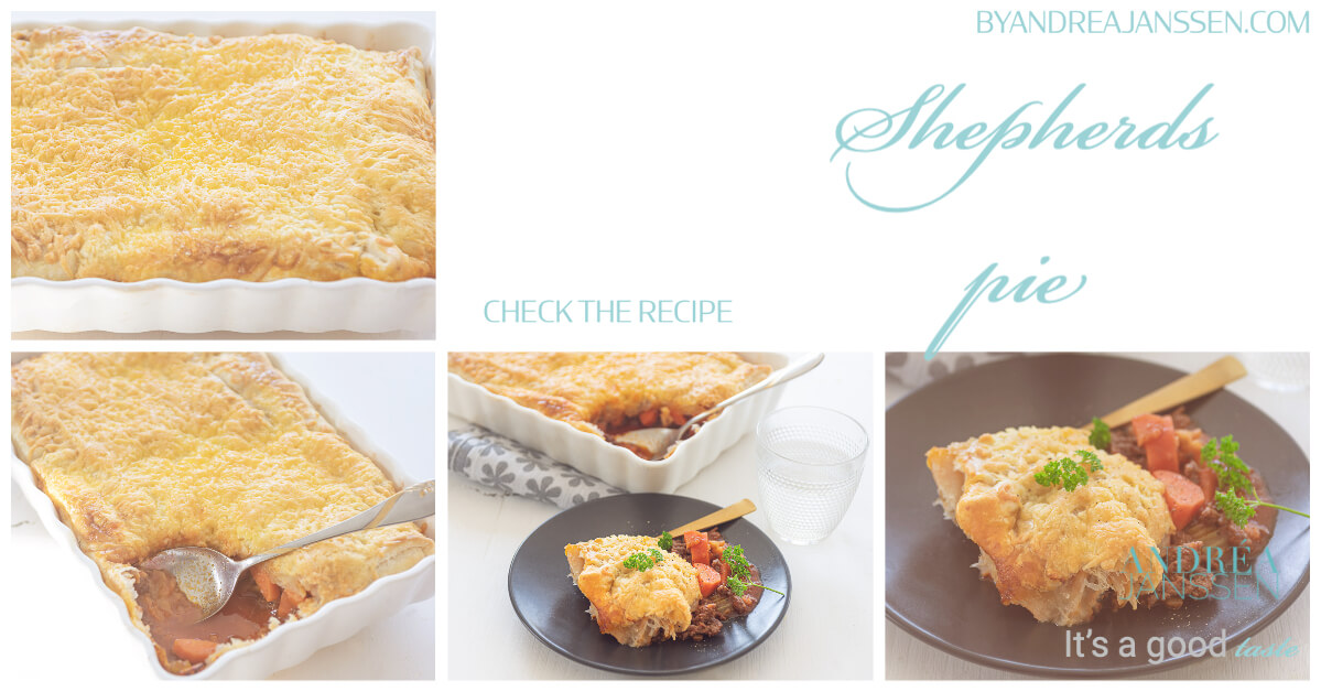 to do shepherds pie