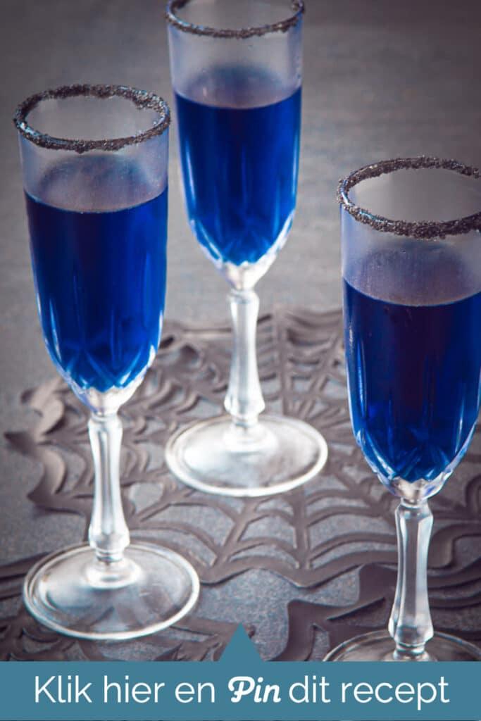 cta halloween blues cocktail
