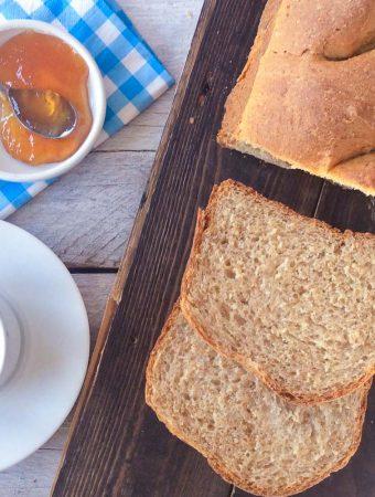 volkoren spelt brood, lactose vrij