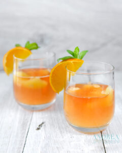 oranje cocktail