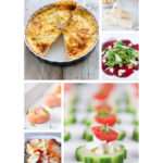 Delicious recipes with cheese