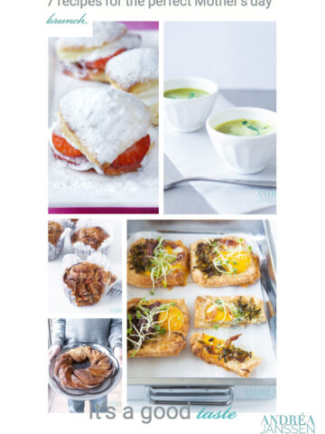 Recipes mothers day brunch