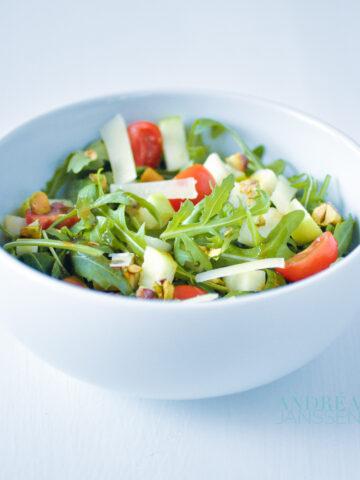 Rucola salade