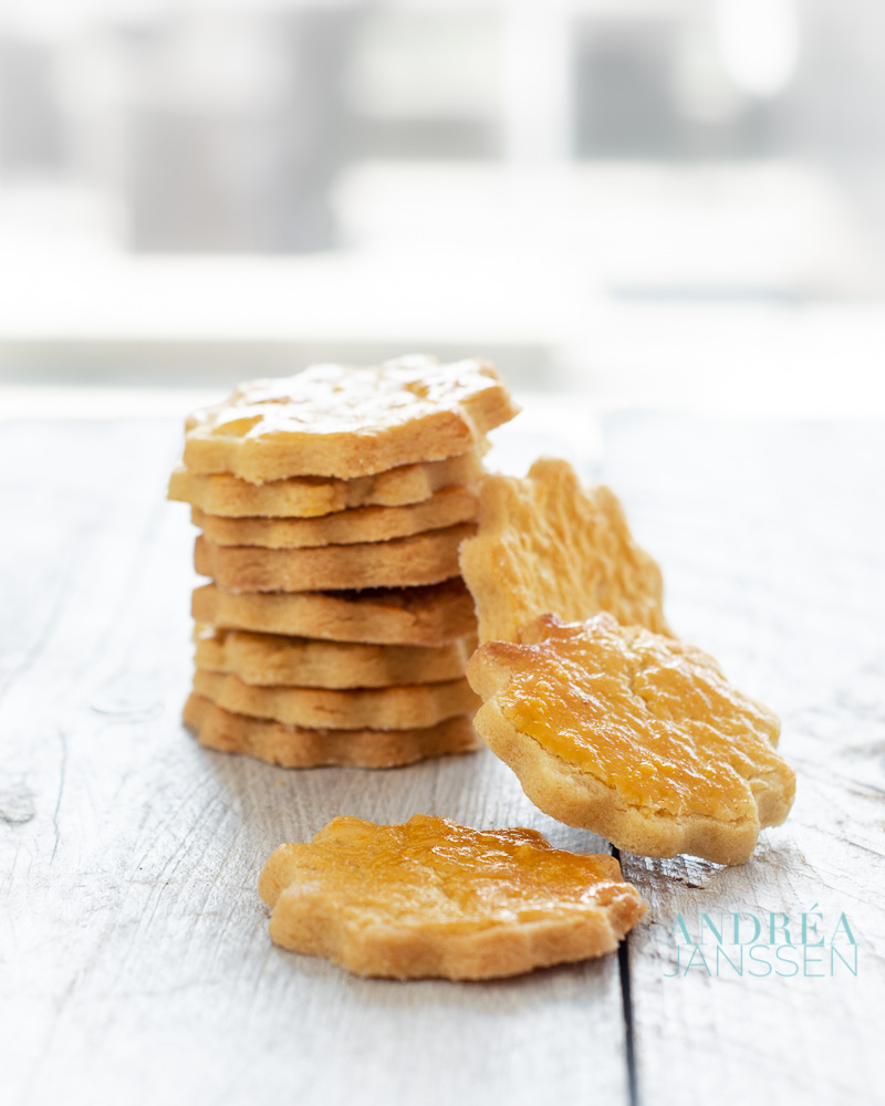 Sable koekjes - sable cookies
