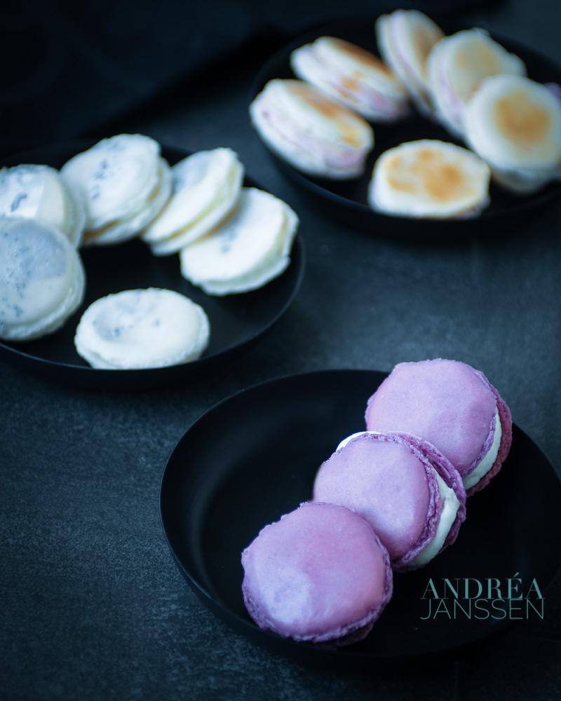 Macaron op drie manieren