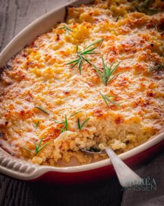 Macaroni met kaas