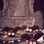 pin Salted caramel chocolate truffles