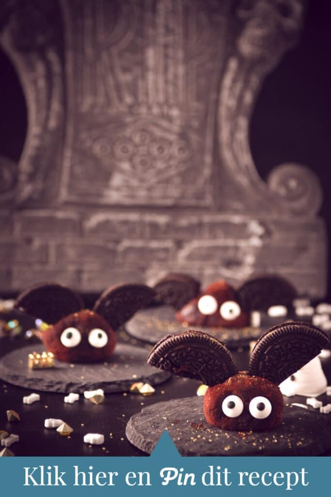 c t a Gezouten karamel chocolade truffels