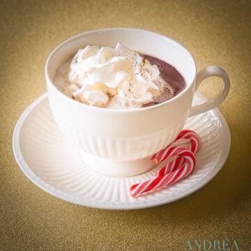 Nutella chocolade melk