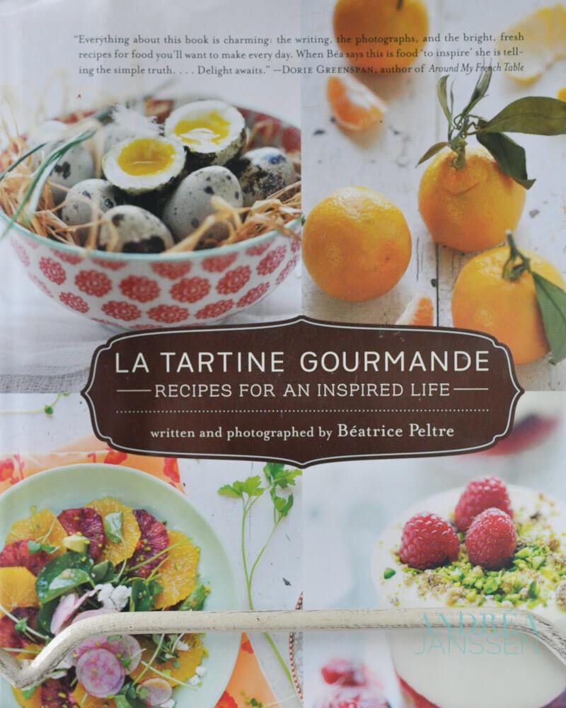 Boek la tartine gourmands
