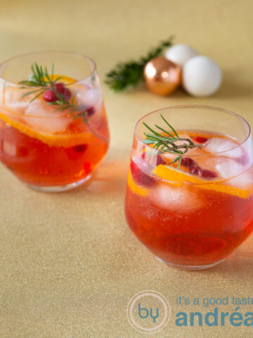 Kerst punch - Christmas punch