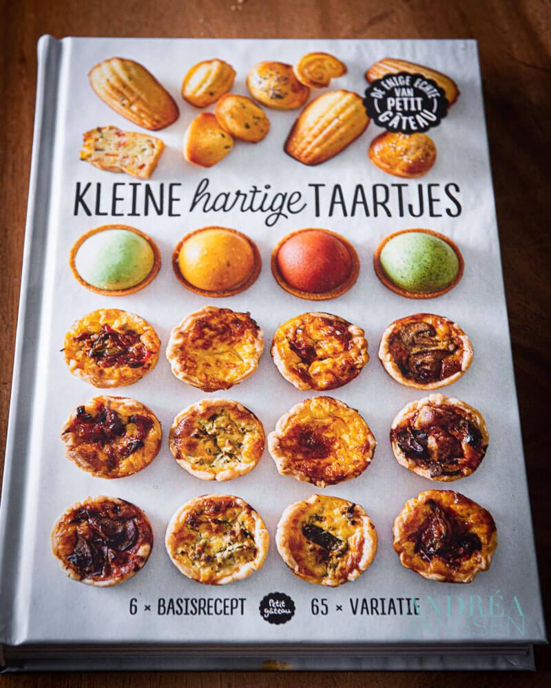boek review kleine hartige taartjes