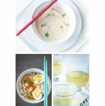 Delicious chicken soup recipes