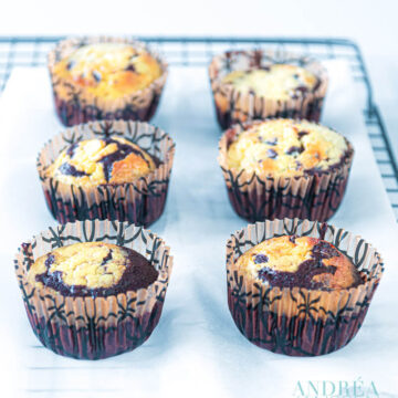 chocolade cheesecake cupcakes