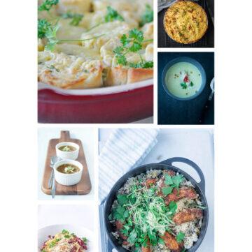 15 recepten uit de voorraad