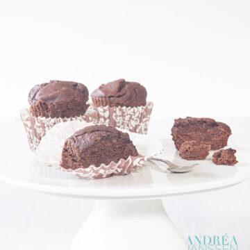 lactose free chocolate cupcakes