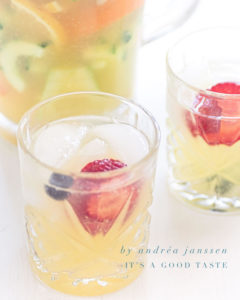 Virgin Pimm's mocktail recipe