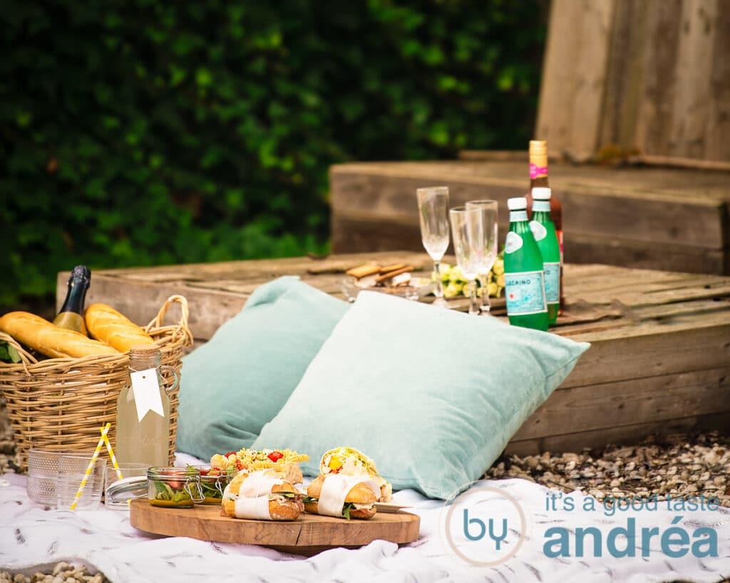 picnic outside